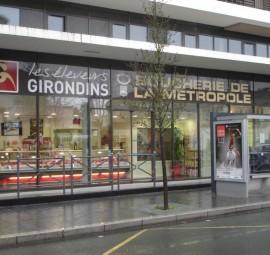 Boucherie de la Métropole
